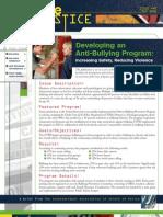 Bullying Programs