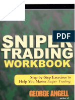 Sniper Trading Workbook, by George Angell