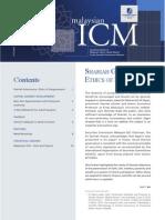 Malaysian Islamic Capital Market Bulletin (Sept 2009 - Vol 5 No 3)