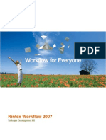Nintex Workflow 2007 SDK 1.1