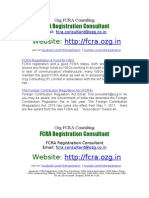 fcra-registration.com - Ozg FCRA Consultant Website