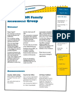 US AFRICOM Family Readiness Group August Newsletter