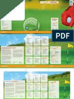 Thdesign Sponsorship ICT Golf