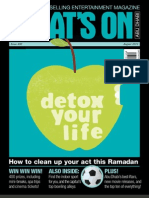 What's On AD August 2011