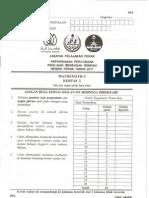 TRIAL MATE Pmr 2011 Perak Paper 2