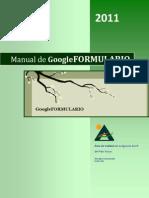 Manual de Google Formulario