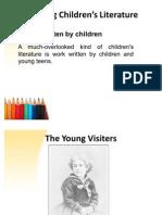 Defining Children's Literature