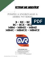 NOTICE GVR Française