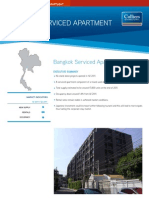 Bangkok Serviced Apartment Market Q2 2011 by Colliers International Thailand