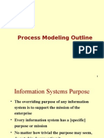 Process Modeling Overview