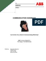 Communication Hand Book
