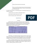Relatório de Práticas laboratoriais de electricidade