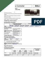 Omron e5cj-q2hb Datasheet (1)