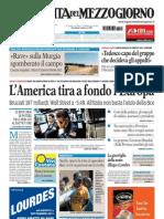 La Gazzetta Del Mezzogiorno 09.08.11