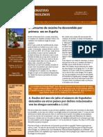 Centro de desintoxicación de Drogas y Alcohol - Narconon los Molinos - Agosto 2011