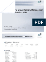 Memory Management of Linux PDF