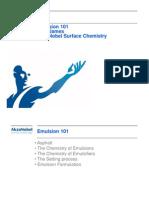 Asfalt Emulsion