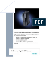64Channel Modules Product Release Np