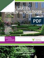 Parks, Gärten, Burgen und Schlösser