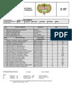 BORANG PENDAFTARAN C07