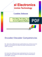 Encoders Decoders