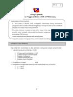 Borang Kaji Selidik Sistem E-ICMS Pensyarah KPMB
