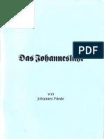 Johannes Friede - Das Johanneslicht