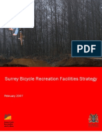Surrey Bicycle Recreation Facilities Strategy