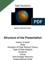 Plate Tectonic Presentation