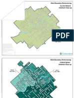 Proposed Chatham-Kent Ward Changes