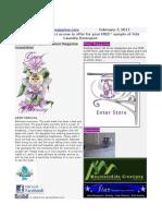 PWM Newsletter 2072011