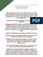 ### - Carte de Bucate Brancoveneasca