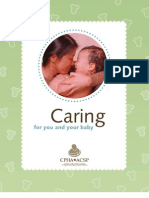 Caring for You and Your Baby