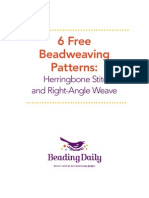 BW 6 Free Bead Weaving Patterns 2