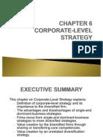 CHAPTER 6 Strategic Management