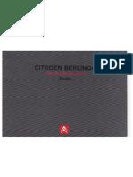 Citroen Berlingo Radio