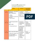 Scheme of Work Geo F2 2011x