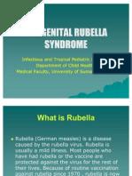 Congenital Rubella Kbk
