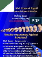 Abortion (1)