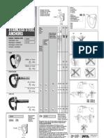 P32 AMARRAGES P32500-C