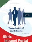 Bitrix Intranet Portal Brochure