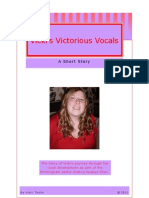 Vicki's Victorious Vocals