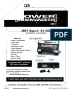 Power Commander III USB Install Guide