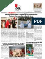 Jornal O Mundial - Julho 2011