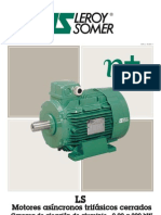 Motor Asincrono Somer