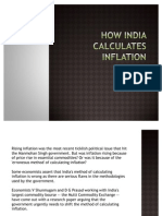 How India Calculates Inflation