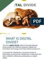 Digital Divide Apoorv