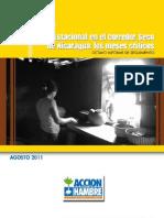 El Hambre Estacional en el Corredor Seco de Nicaragua