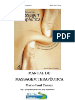 Manual de Massagem Terapeutica