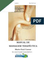 Manual de Massagem Terapeutica